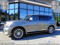 1-OWNER... LOW Miles... LOADED!! 2015 Infiniti QX80 7