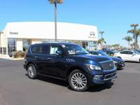 Options:  2015 Infiniti Qx80|Blue|Navigation System|13