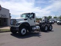 2015 International 7600 SFA 6x4 Tractor 2015