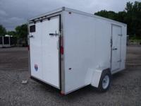 (989) 607-4841 ext.53 6' X 12' Enclosed Cargo Steel