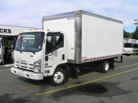 2015 Isuzu NPR HD Medium Duty Trucks - Cab & Chassis