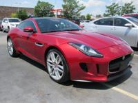 Climb inside the 2015 Jaguar F-TYPE! It delivers style