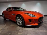 **CERTIFIED** This 2015 Jaguar F-TYPE is offered in