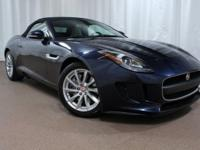 This low mile one owner off lease 2015 Jaguar F-TYPE V6
