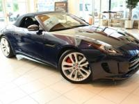 **495 HORSEPOWER V8 F-TYPE S** LOADED UP WITH ALL THE