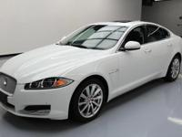 This awesome 2015 Jaguar XF comes loaded with the