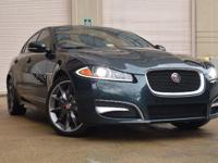 This Jaguar XF-Series is ready to roll today and is the