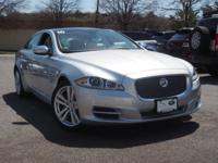 CARFAX One-Owner. Clean CARFAX. Silver 2015 Jaguar XJ
