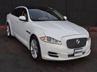 This 2015 Jaguar XJ 4dr 4dr Sedan XJL Portfolio AWD