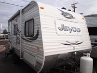 THIS IS A GENTLY USED PRE-OWNED JAYCO JAYFLIGHT Say hey