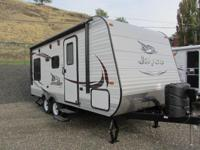 2015 Jayco Jay Flight 19RD. New 19 Travel Trailer.