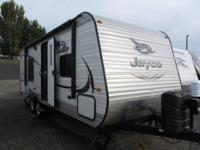 2015 Jayco Jay Flight 23RB. New 23 Travel Trailer.