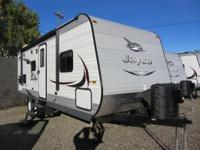 2015 Jayco Jay Flight 24FBS. New 24 Travel Trailer.