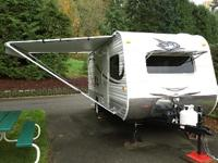 2015 Jayco Jay Flight SLX M-184BH. We bought this