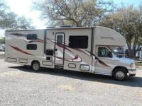 BUNKBEDS!! TV, lots of storage. The perfect family RV,