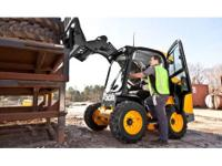 2015 JCB 225 JCB 225 Wheeled Skidsteer the largest of