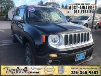 we have just taken in this amazing 2015 Jeep Renegade