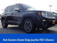 CARFAX 1-Owner, Jeep Certified, ONLY 26,345 Miles! WAS
