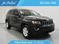Recent Arrival! 2015 Jeep Grand Cherokee Laredo