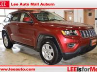 2015 Jeep Grand Cherokee Deep Cherry Red Crystal