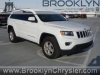 CARFAX One-Owner. Clean CARFAX. Wh 2015 Jeep Grand