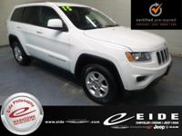 2015 Jeep Grand Cherokee Laredo***Bright White