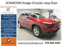 One-Owner/Clean CARFAX. Jeep Certified. Heated Leather