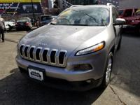 2015 Jeep Cherokee! Comfortable and safe in any road