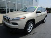 Recent Arrival! 2015 Jeep Cherokee Latitude Cashmere