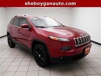 2015 Jeep Cherokee Latitude Certified. Chrysler Group