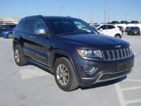 CARFAX One-Owner. Clean CARFAX. Gray 2015 Jeep Grand