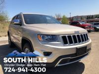 2015 Jeep Grand Cherokee Limited 4WD, 8.4 Touchscreen