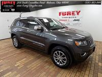 ***2015 Jeep Grand Cherokee Limited 4WD***, ***ONE