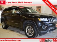 2015 Jeep Grand Cherokee Limited Black Bluetooth, Hands