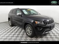 ***New Price - CARFAX One-Owner. 2015 Jeep Grand