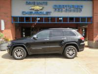 2015 Jeep Grand Cherokee Brilliant Black Crystal