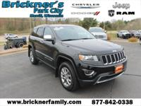 New Price! 2015 Jeep Grand Cherokee Limited CARFAX