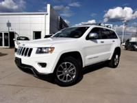 CARFAX One-Owner. This 2015 Jeep Grand Cherokee Limited