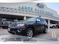 Clean CARFAX. 2015 Jeep Grand Cherokee Limited