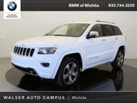 2015 Jeep Grand Cherokee Overland 4x4 located at BMW of