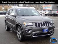 Just Arrived***2015 Jeep Cherokee Overland