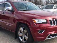 Deep Cherry Red Crystal Pearlcoat 2015 Jeep Grand