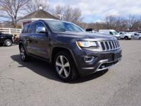 2015 Jeep Grand Cherokee Overland Gray New Price! 10
