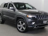 2015 Jeep Grand Cherokee Overland Heated/Ventilated