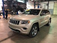 LEATHER, ROOF, NAV! THIS CERTIFIED 2015 JEEP GRAND