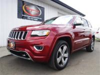 FREE POWERTRAIN WARRANTY! LOADED UP 2015 JEEP GRAND