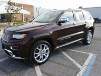 **** 2015 Jeep Grand Cherokee Summit 4WD **** CARFAX