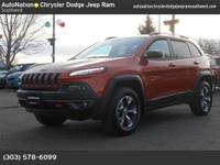 Looking for a clean| well-cared for 2015 Jeep Cherokee?