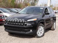 -Popular Color- This 2015 Jeep Cherokee Latitude is