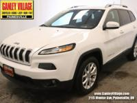 Cherokee Latitude, 4D Sport Utility, 2.4L 4-Cylinder